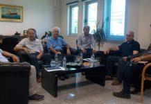 Πάτρα: Στον ΟΛΠΑ ο ΓΓ Αγροτικής Ανάπτυξης και ο Πρόεδρος του ΕΦΕΤ