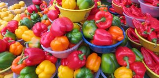 Σταθερές τιμές και περιορισμένες εντομολογικές προσβολές αβαντάρουν την πιπεριά