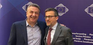 Ο Περιφερειάρχης Κρήτης στις Βρυξέλλες στην Ευρωπαϊκή Επιτροπή των Περιφερειών