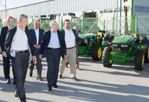 Ο Samuel R. Allen της Deere & Company στην Agrotech