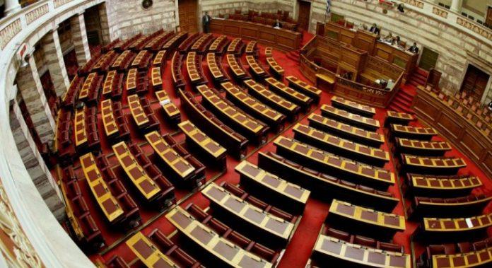 Στις 22 Δεκεμβρίου η ψήφιση του νέου Προϋπολογισμού που κατατέθηκε απόψε στη Βουλή