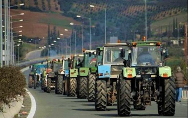 Οι αγρότες εκφράζουν την συμπαράσταση τους στους πλημμυροπαθείς της Δυτικής Αττικής