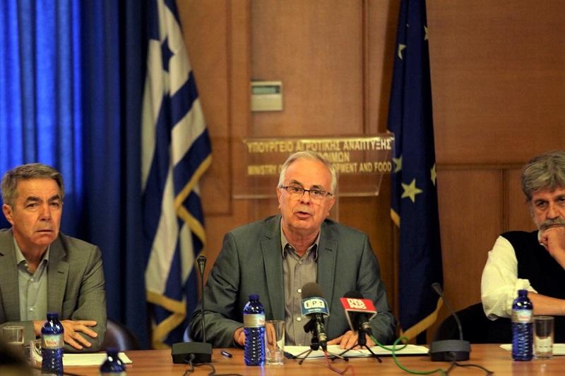 Ο γεωπόνος επιστρέφει στο χωράφι - Σύστημα Γεωργικών Συμβουλών με χρηματοδότηση 120 εκατ. ευρώ
