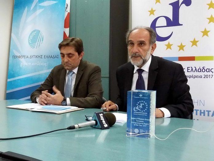 Διεθνές συνέδριο για την Επιχειρηματικότητα και Ανάπτυξη στη Δυτική Ελλάδα