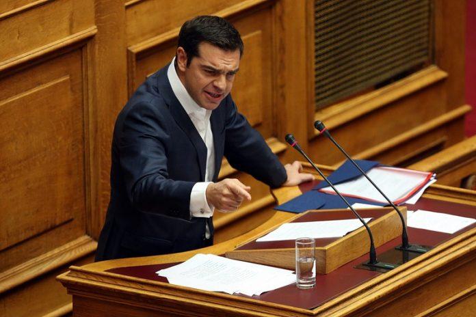 Τσίπρας: Δεν απαντήσατε στον ελληνικό λαό για τα δώρα της Siemens ούτε για τον κ. Αυγενάκη