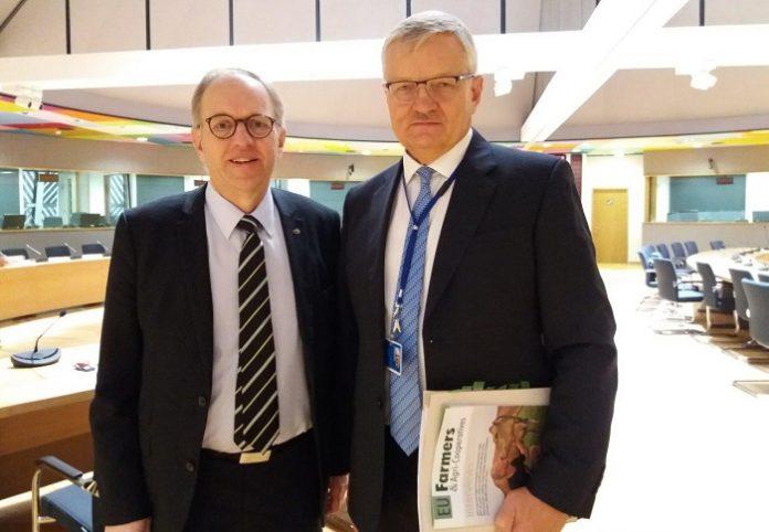 Copa-Cogeca: Παροτρύνουν τους Ευρωπαίους υπουργούς γεωργίας να στηρίξουν την ΚΑΠ με «γενναίο» προϋπολογισμό