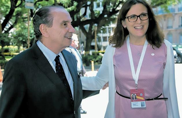 ΕΕ-Mercosur: Κίνδυνο κατάρρευσης των εμπορικών συνομιλιών βλέπουν οι ειδικοί