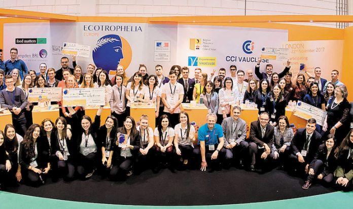 ECOTROPHELIA: Τα καινοτόμα προϊόντα διατροφής που αλλάζουν το τοπίο της αγοράς