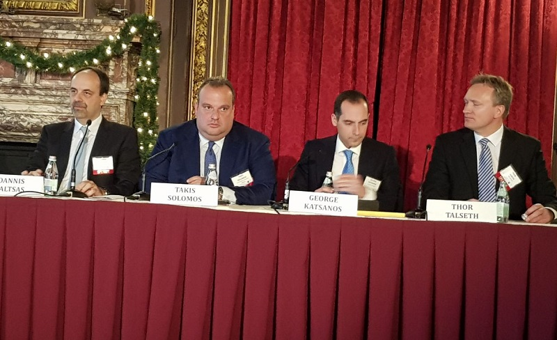 AMERRA Capital: Η Ελλάδα διαθέτει κερδοφόρα και μεγάλη βιομηχανία ιχθυοκαλλιέργειας