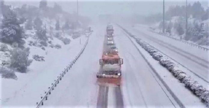 Άνοιξε ο αυτοκινητόδρομος Αθηνών-Λαμίας, μετά τα διόδια της Τραγάνας