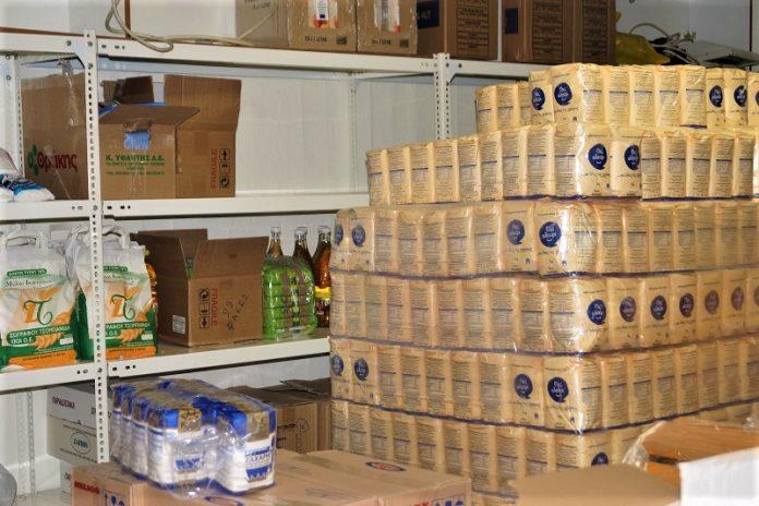 Δέματα με τρόφιμα και είδη πρώτης ανάγκης σε 300 νοικοκυριά του Δήμου Ζίτσας