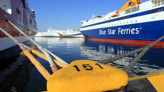 Δεμένα τα πλοία στα λιμάνια, την Πέμπτη, 14 Δεκεμβρίου