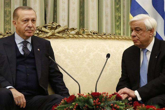 Ερντογάν: Ζήτησε επικαιροποίηση της Λωζάνης και απαίτησε άμεση απάντηση