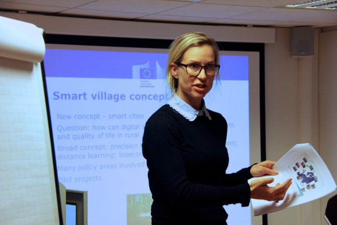 Η ΕΕ δίνει στους αγρότες το «τιμόνι» της καινοτομίας