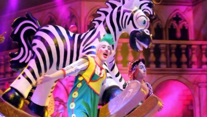 Το γαλλικό τσίρκο Baraka έρχεται για πρώτη φορά στην Ελευσίνα