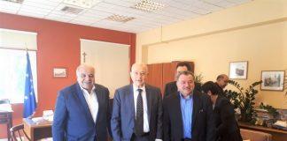 Παπαδημητρίου στην Κέρκυρα: Ενίσχυση νέων τεχνολογιών και διασύνδεση της αγροδιατροφής με τον τουρισμό