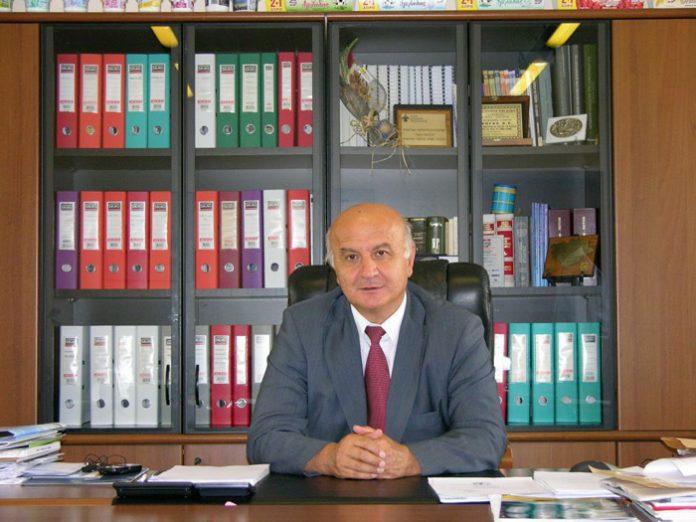Χριστόφορος Σεβαστίδης, διευθύνων σύμβουλος ΝΕΟΓΑΛ