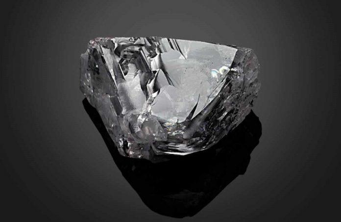 Ανακαλύφθηκε το 5ο μεγαλύτερο διαμάντι παγκοσμίως 910 καρατίων