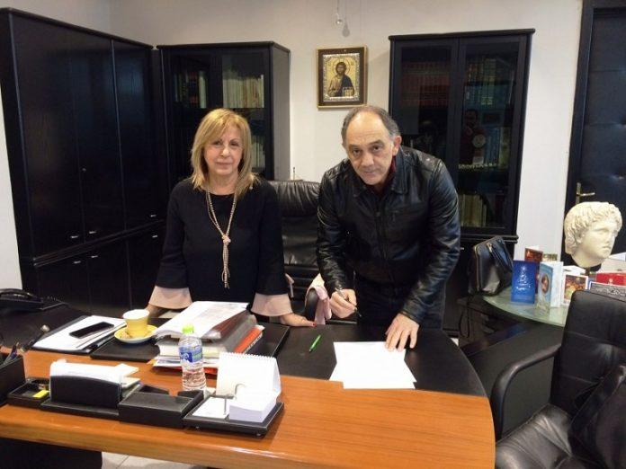 Αναστήλωση με 45.000 ευρώ του Κέντρου Ποιοτικού και Φυτοϋγειονομικού Ελέγχου Σκύδρας