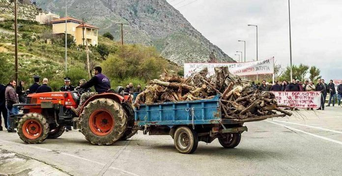 Άνοιξε η αυλαία των αγροτικών κινητοποιήσεων στα Χανιά