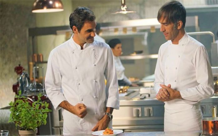 Barilla και Roger Federer ενώνουν τις δυνάμεις τους στο ρυθμό του Ζορμπά