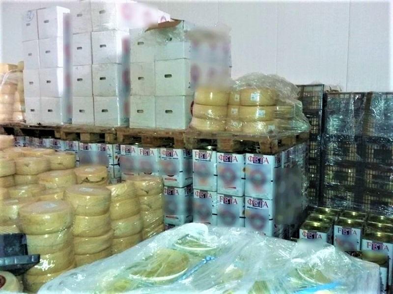 Εγκληματική οργάνωση απέσπασε 420.000 ευρώ από παραγωγούς και έμπορους
