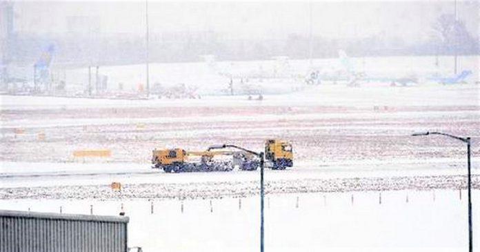 Κίνα: Σφοδρές χιονοπτώσεις κατέστρεψαν πάνω από 1.600.000 στρεμ. καλλιεργειών