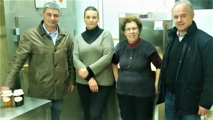 Στο πλευρό του Αγροτουριστικού Συνεταιρισμού «Αντιγονίδες»Παπαδημόπουλος και Μανώλης