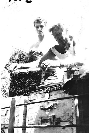 Σενκό Βίκτορας: Ξεκίνησε τη μελισσοκομία το 1960 ήταν ένας από τους πρώτους που έκανε πλατφόρμα μεταφορας μελισσιών
