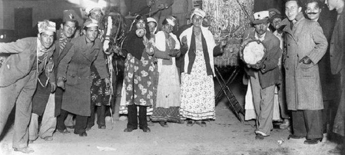 Τι απαγόρευε η αστυνομία τις Απόκριες του 1958 - Ασεμνα και αηδή θεάματα!