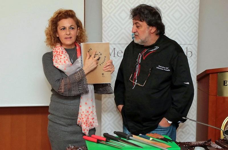 Φεστιβάλ Γαστρονομίας σε εστιατόριο των Αθηνών με γεύσεις από την Καβάλα