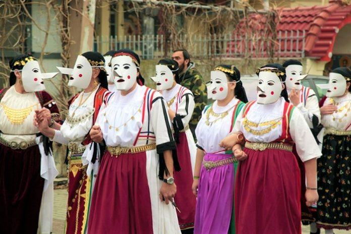 Κουδουνάδες και καραγκούνικος γάμος στα χωριά της δυτικής Θεσσαλίας