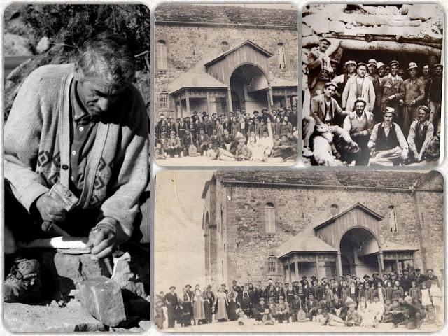 Μαστοροχώρια: Ο τελευταίος πελεκητής της πέτρας στην Πυρσόγιαννη