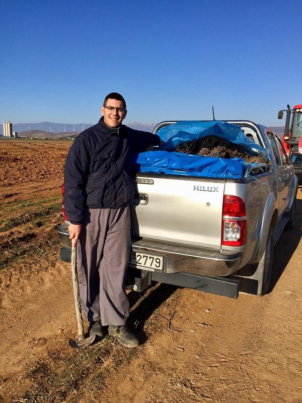 Μεγάλη επιχειρηματική πρωτοπορία σε καλλιέργεια φουντουκιών σε Κιλκίς