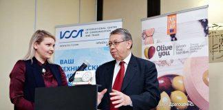 Ντεμπούτο στη Ρωσία για την επιτραπέζια ελιά