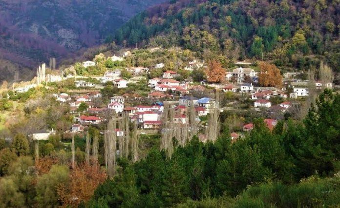 Στόχος κακοποιών το χωριό Πέτρα Ζαγορίου