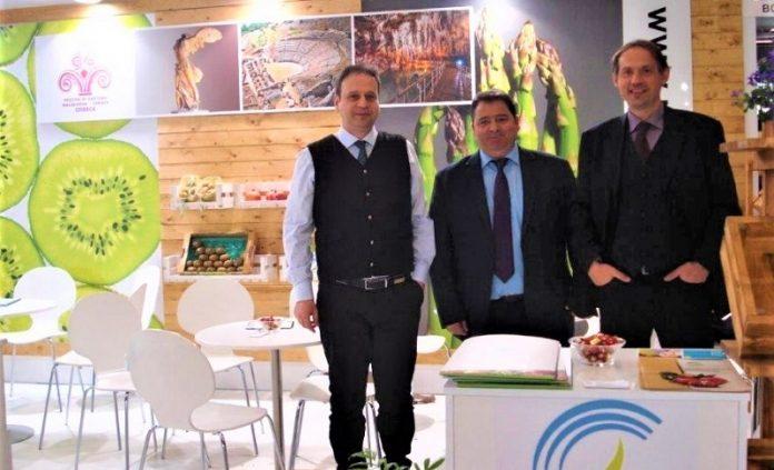 Ο ΑΣ Ξάνθης «η ΕΝΩΣΗ» με την ΠΕ Ανατ. Μακεδονίας - Θράκης στη Fruit Logistica