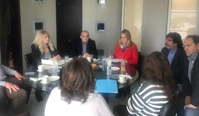 Π.Ε. Λακωνίας: Συνάντηση εργασίας με θέμα τη ρύπανση του ποταμού Ευρώτα