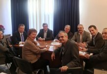 Συνάντηση Β. Κόκκαλη με το διοικητικό συμβούλιο του ΕΣΥΦ