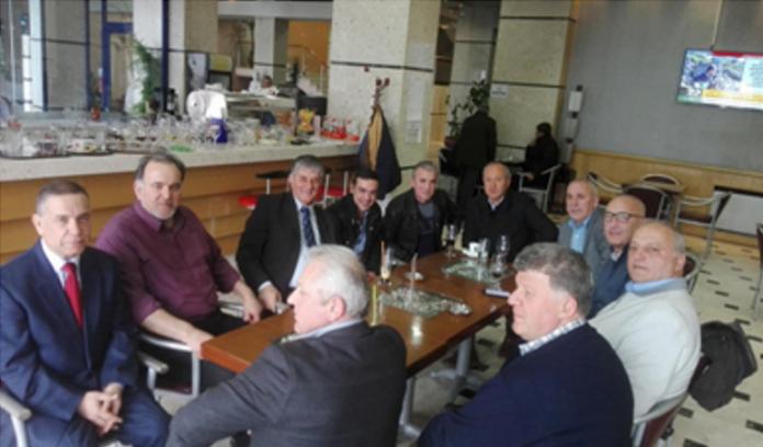 Αντιπροσωπεία του επιμελητηρίου Φλώρινας στη Κορυτσά Αλβανίας