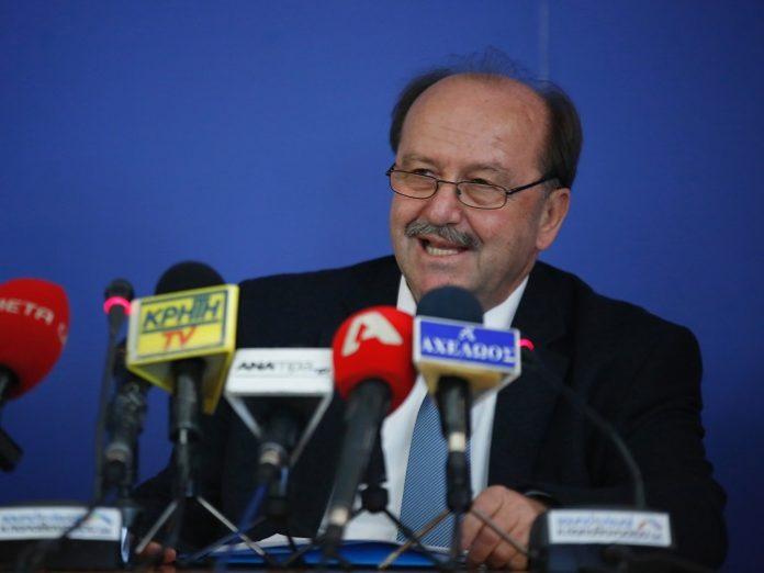 Τέλος ο Μπακαλέξης από τον ΕΦΚΑ, νέος διοικητής τις επόμενες μέρες