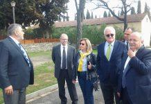 Διήμερη επίσκεψη του προέδρου της Τρ. Πειραιώς σε Θεσσαλονίκη και Βέροια