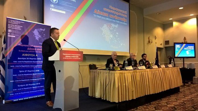 Για διαμόρφωση «Εθνικής Αναπτυξιακής Στρατηγικής» μίλησε ο Β. Κόκκαλης στο 11ο Περιφερειακό Συνέδριο