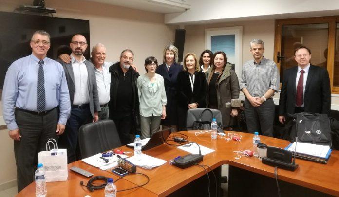 Πραγματοποιήθηκε η 1η Συνάντηση των Ελληνικών Περιφερειών της ΈνωσηςAREPO