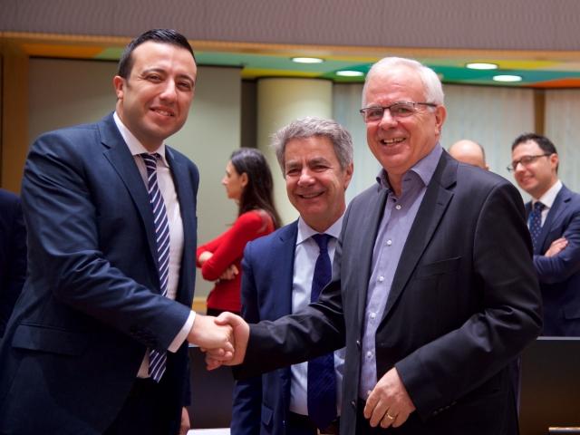 Συμβούλιο υπουργών γεωργίας της ΕΕ στις Βρυξέλλες