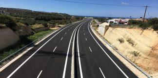 Κρήτη: Σε χρήση από σήμερα ο νέος δρόμος Γουβών – Χερσονήσου