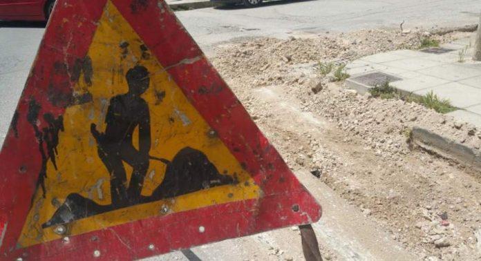 Πρέβεζα: Διακοπή κυκλοφορίας σε τμήμα της οδού Αρχαγγέλου–Γλυκής λόγω κατολισθήσεων