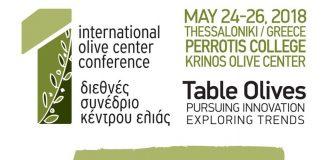 Από 24 έως 26 Μαΐου το 1ο Διεθνές Συνέδριο Ελιάς στο Κέντρο Ελιάς Krinos του Perrotis College