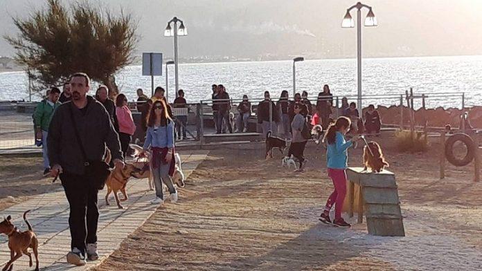 Εγκαίνια για το πρώτο πάρκο σκύλων στην Κρήτη