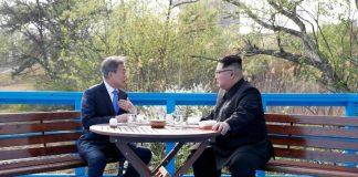 «Ειρήνη και ευημερία» για Βόρεια και Νότια Κορέα
